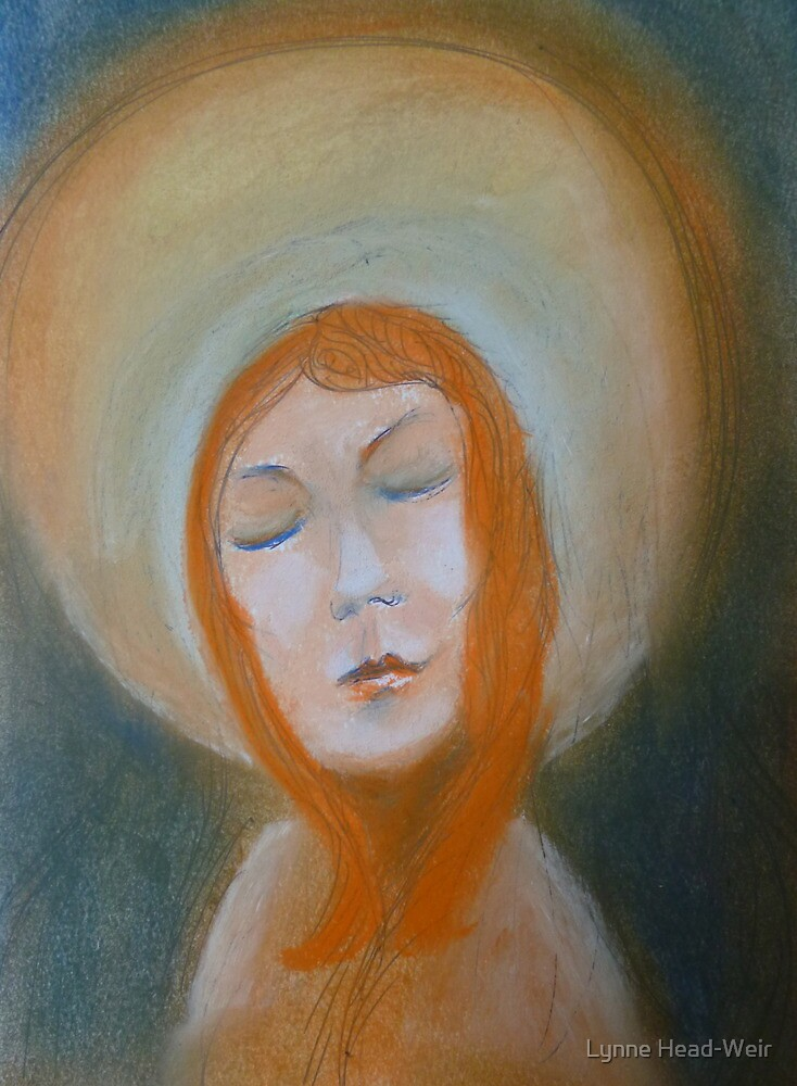 Mary 2 by Lynne Head-Weir