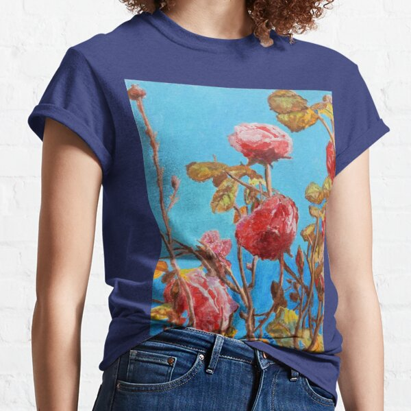 Smell the roses  Classic T-Shirt