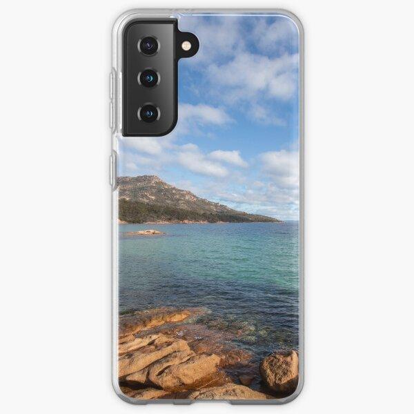 Honeymoon Bay Freycinet Tasmania Samsung Galaxy Soft Case