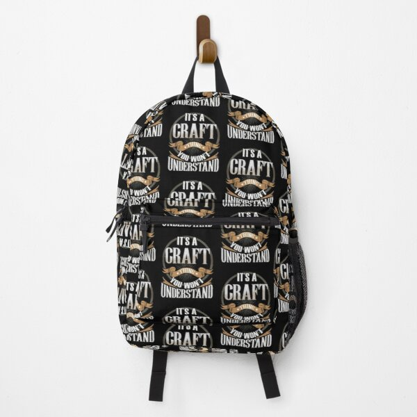 Craft Name -   It's A Craft Thing You Wouldn't Understand Family Surname Craft Name Backpack