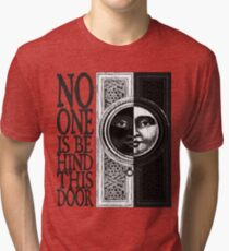 House of No One Tri-blend T-Shirt