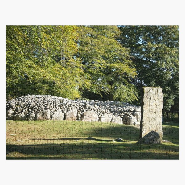 Cairns and Standing Stones Jigsaw Puzzle