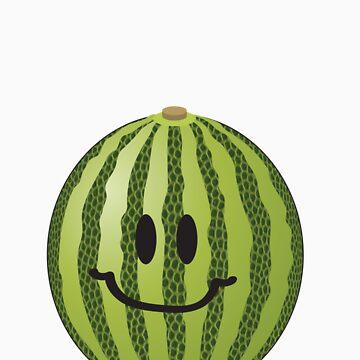 watermelon by tiffanyo
