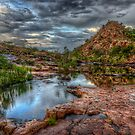 Bell Gorge 2 - Kimberley WA by Ian English