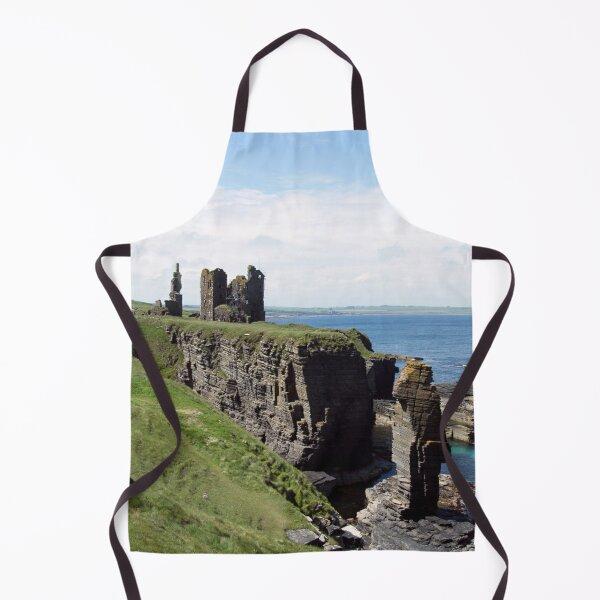 Seastacks and Ruined Castle Apron