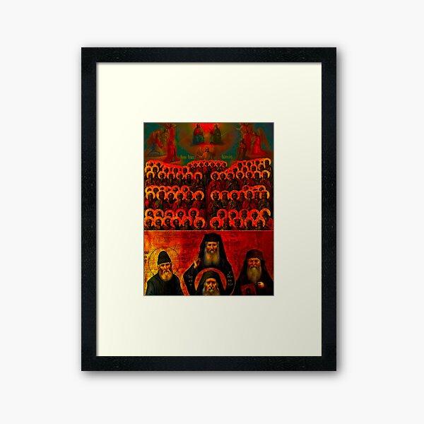 Orthodoxy Framed Art Print