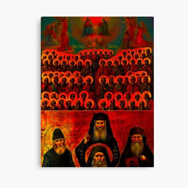 Orthodoxy Canvas Print