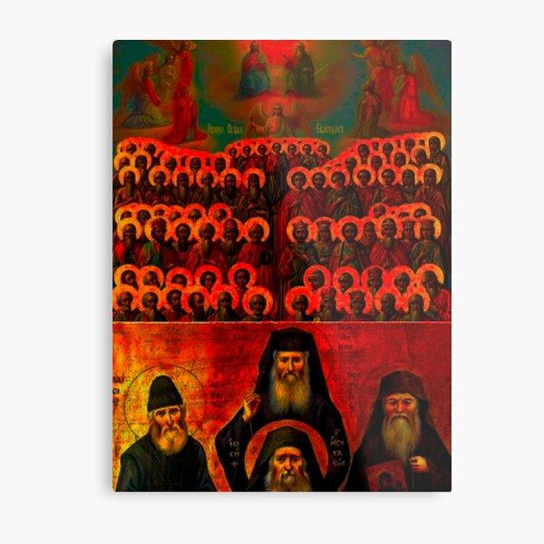 Orthodoxy Metal Print