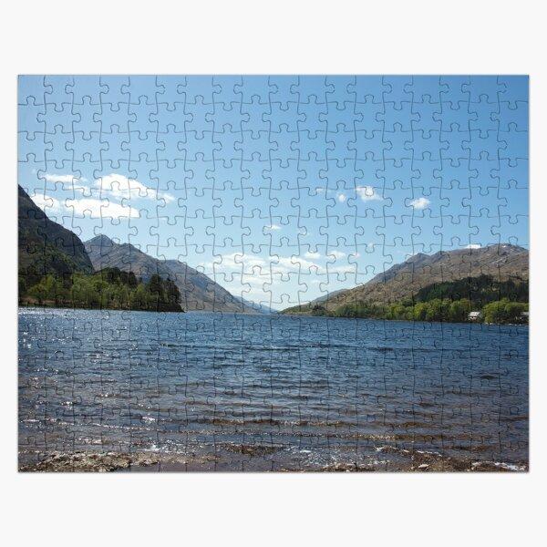 Loch Sheil, Skye, Lochaber and Badenoch Jigsaw Puzzle