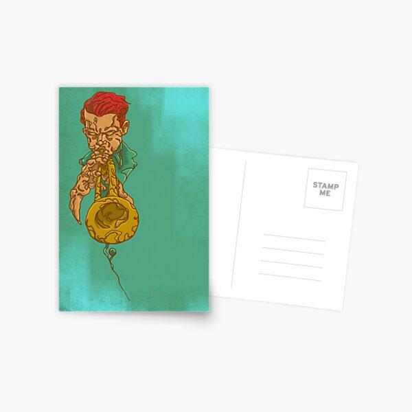 CHET Postcard