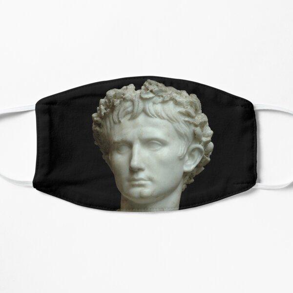 Caesar Gaius Octavius Augustus Flat Mask