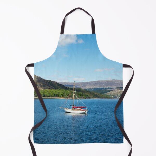 Boat on Loch Linnhe Apron