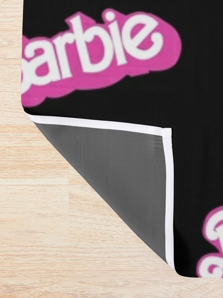 Alternate view of Barbie Shower Curtain