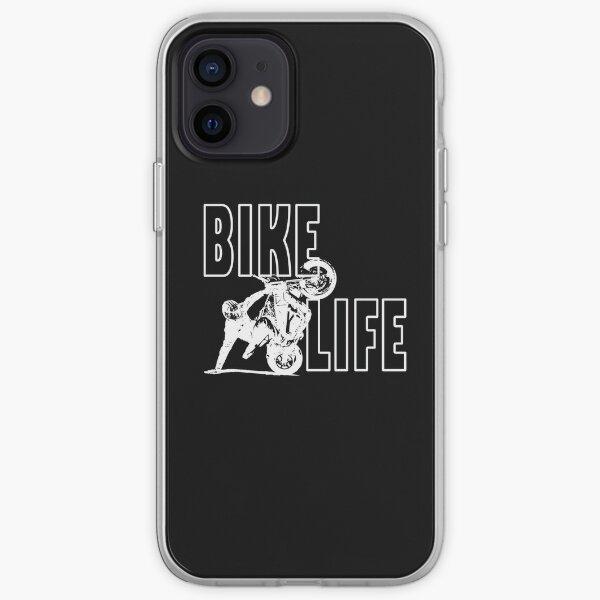 VIE DE VÉLO Coque souple iPhone