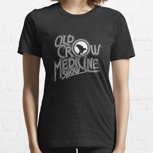 Old crow medicine show logo Essential T-Shirt