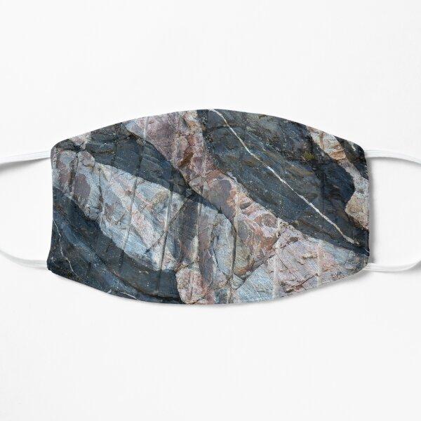 Geology makes art Flat Mask