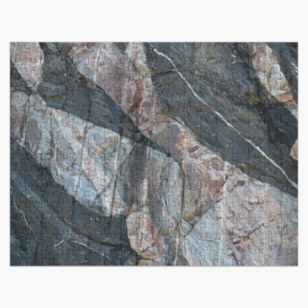 Geology makes art Jigsaw Puzzle