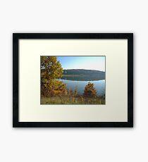 Landscape - Germany - November 2011 Framed Print