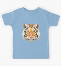 Tiger Animals Gift Kids Tee