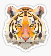 Tiger Animals Gift Sticker