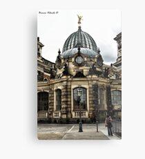 Series: Dresden, Saxony Metal Print