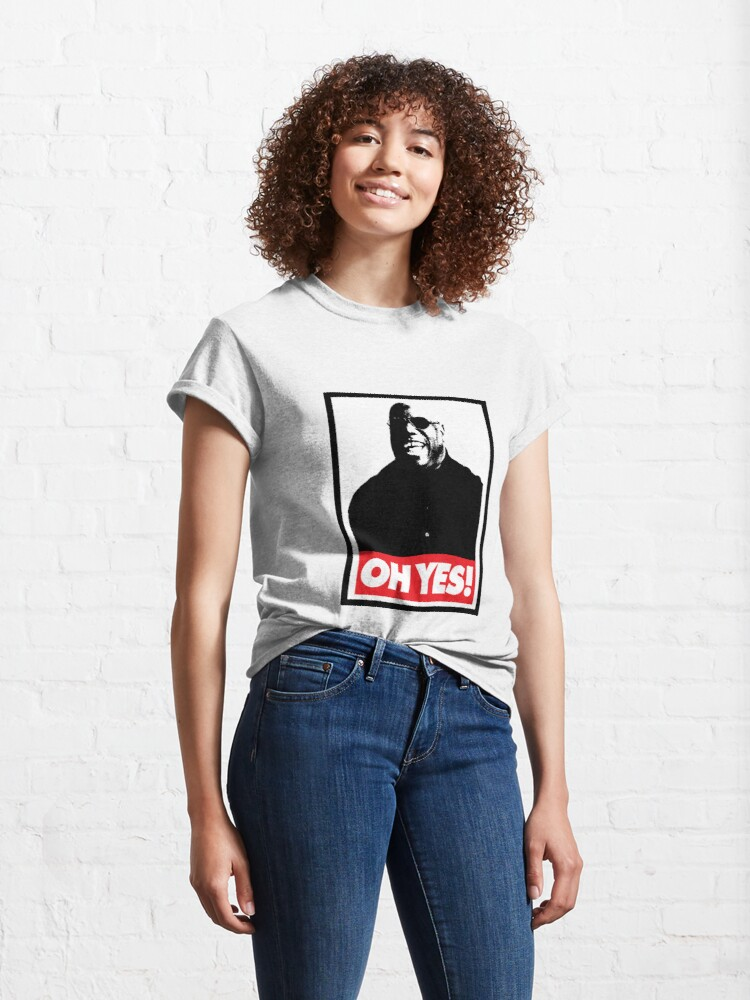 Alternate view of Oh Yes! Classic T-Shirt