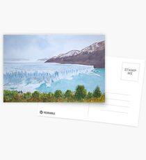 Perito Moreno Glacier     by John Rees Postcards