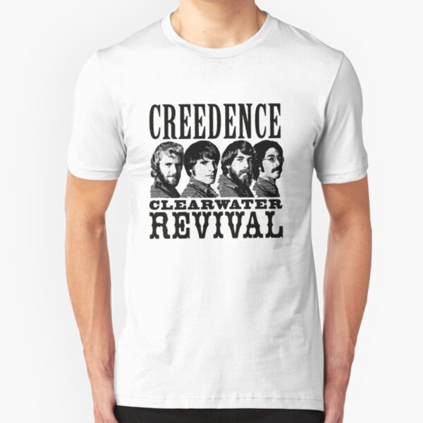 Creedence clearwater revival Slim Fit T-Shirt