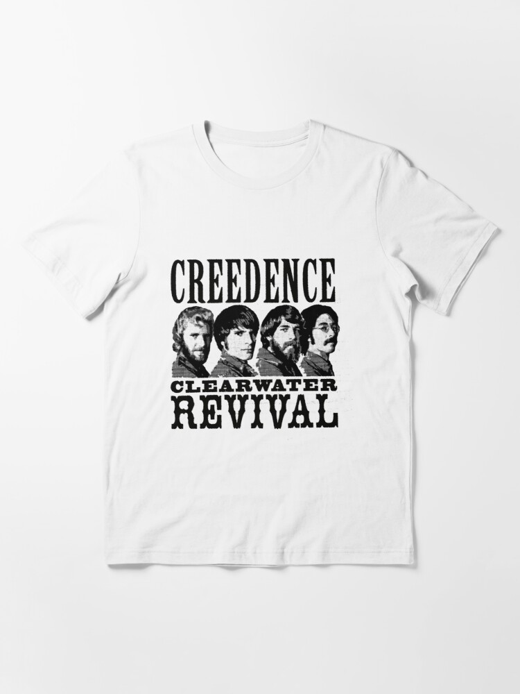 Alternate view of Creedence clearwater revival Essential T-Shirt