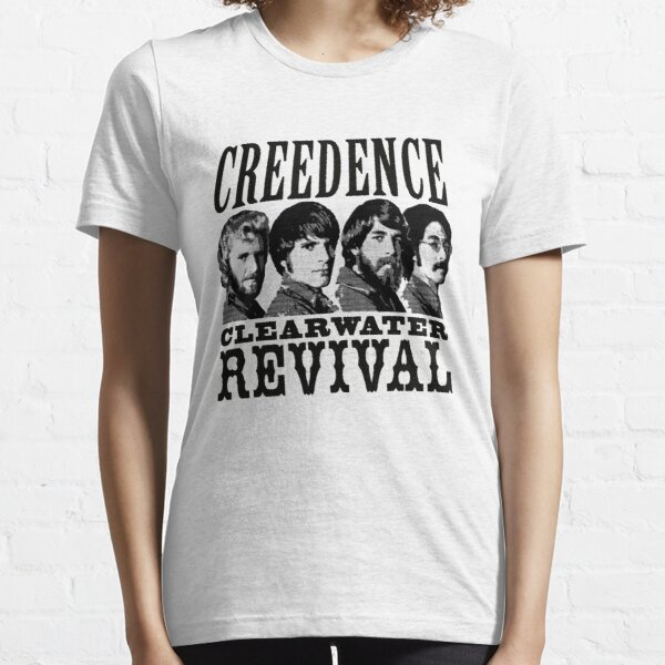 Creedence Clearwater Revival Essential T-Shirt