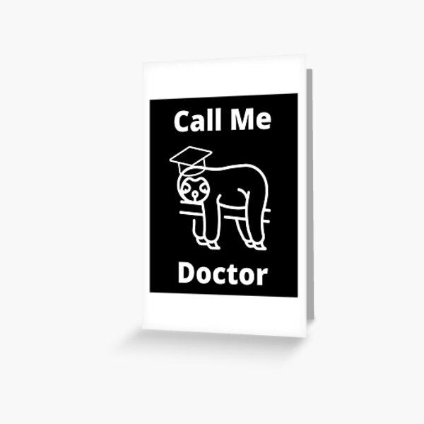 doctorados Tarjetas de felicitación