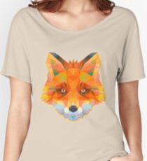 Fox Animals Gift Women's Relaxed Fit T-Shirt