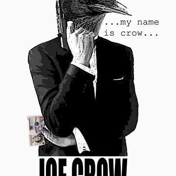 joe crow 007 by redboy