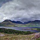 Loch Thoirbheartan by Ranald