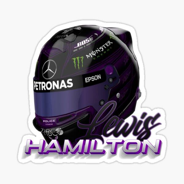 Lewis Hamilton Pegatina
