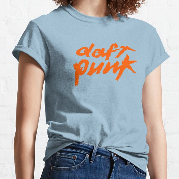 Punk - naranja Camiseta clásica