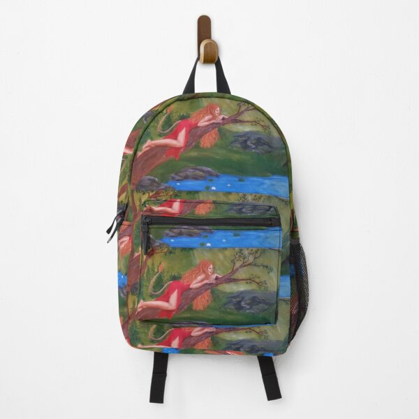 in the troll forest Backpack