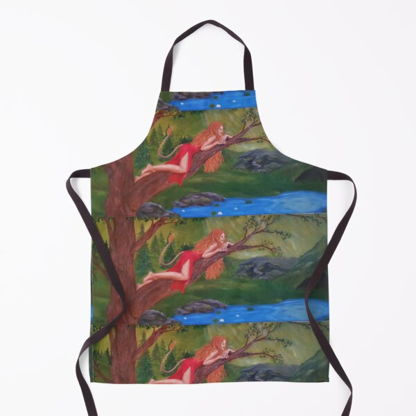 in the troll forest Apron
