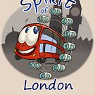 Spirit of London by Chris Baker