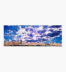 San Francisco Skyline (digital) Photographic Print