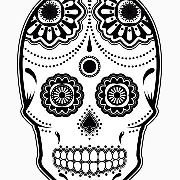 Sugar Skull 3 by Aengel