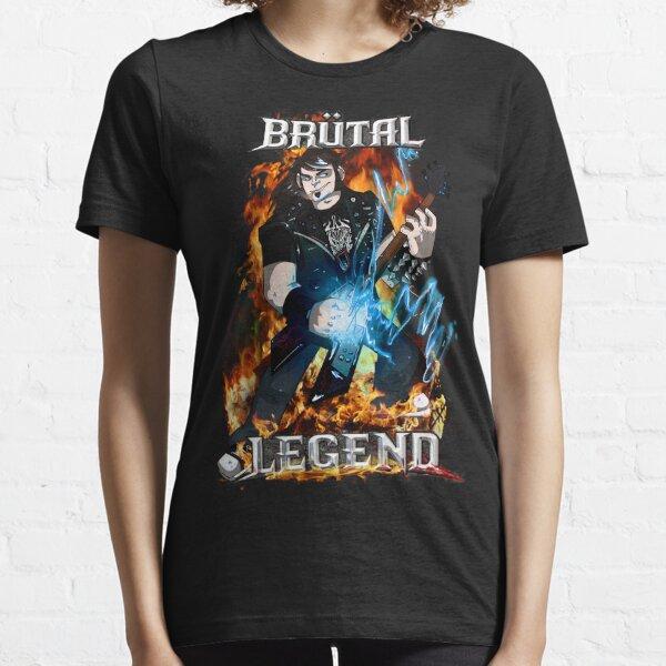 Brutal Legend Eddie Riggs Essential T-Shirt