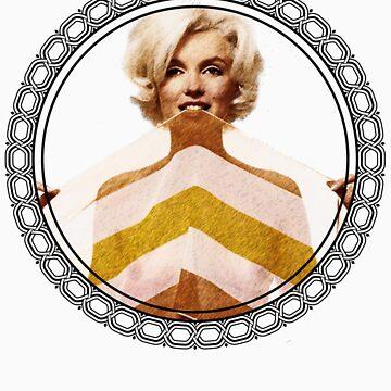 Marilyn Monroe by JakeobLewEdits
