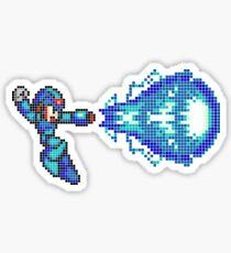 Megaman master blaster Sticker