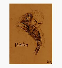Dwalin Photographic Print