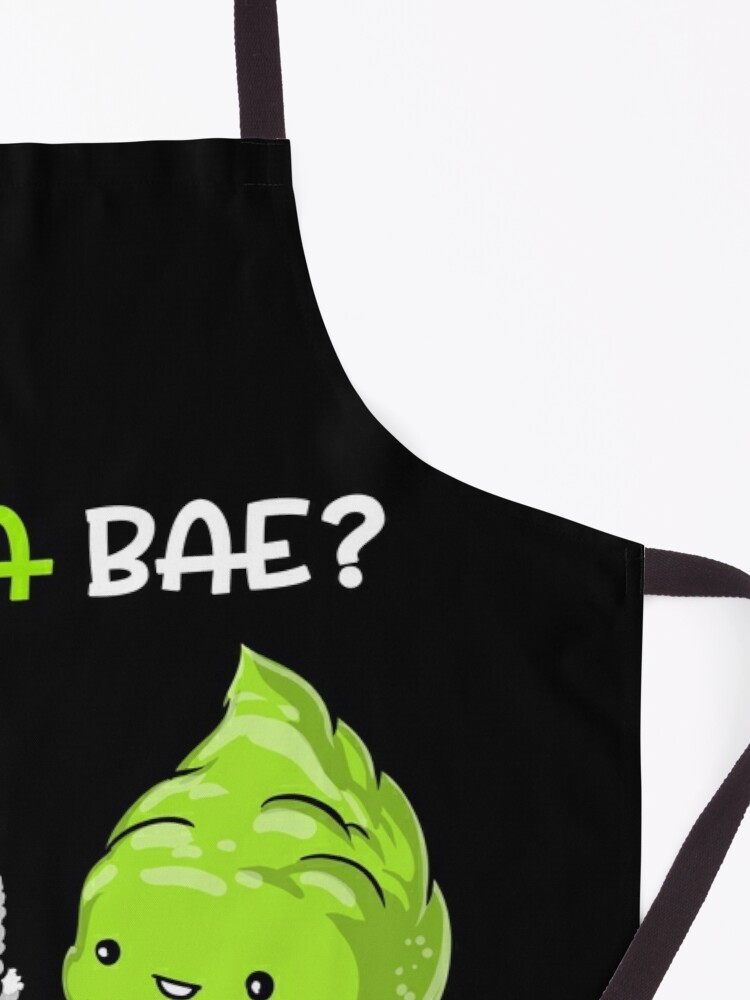 Alternate view of Sushi Wasabi Wasa Bae Apron
