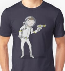 "Captain Ike ""Lazer"" Beem Unisex T-Shirt"