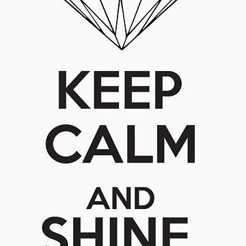 Keep Calm and Shine by Chris2490