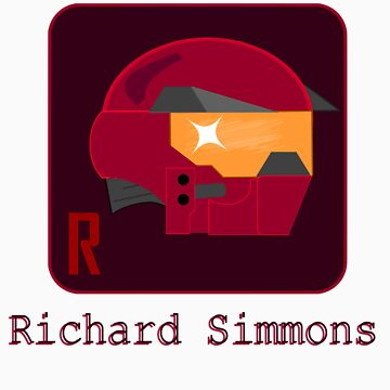 Richard Simmons by CEC-Military