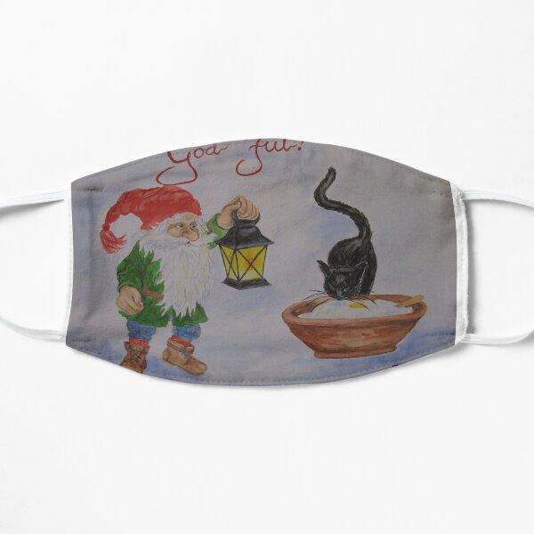 God Jul! Flat Mask